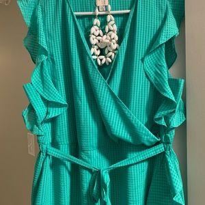a new day Dresses - Faux Wrap Dress